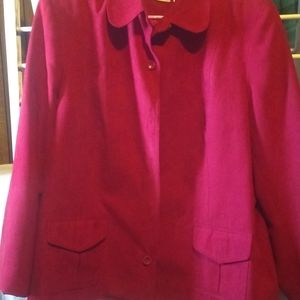 Alfred Dunner size 18 Woman's Jacket